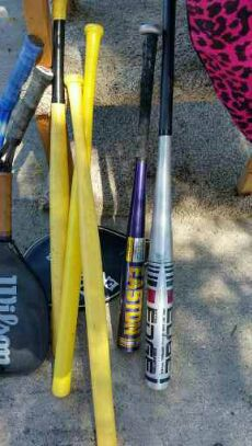 Wifell bats, youth baseball bat, softball bat for Sale in Orlando, FL