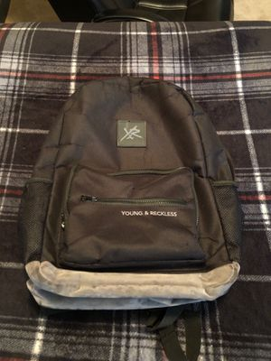Young & Reckless Black Backpack for Sale in Carol Stream, IL