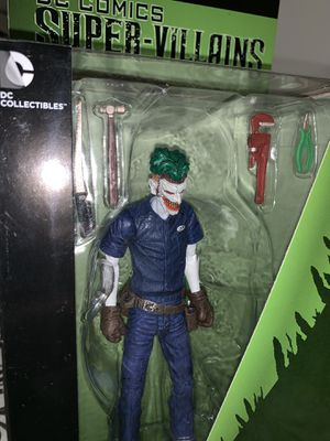 The Joker Action Figure DC Collectibles for Sale in Chicago, IL