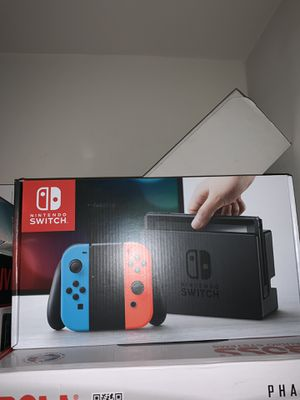 Nintendo switch for Sale in Takoma Park, MD