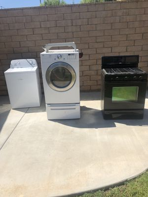 Household Appliances Fully Functional! for Sale in Corona, CA