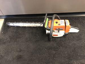 "Stihl 026 PRO 20"" gas chainsaw no trades pick up in Tacoma for Sale in Tacoma, WA"