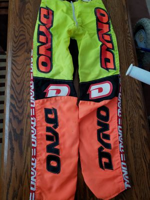 Old school Dyno freestyle/bmx riding pants for Sale in Chula Vista, CA