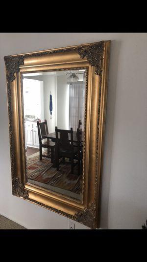 Large wall mirror. for Sale in Rancho Santa Margarita, CA