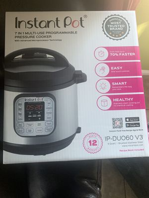 Instant Pot for Sale in Hawthorne, CA