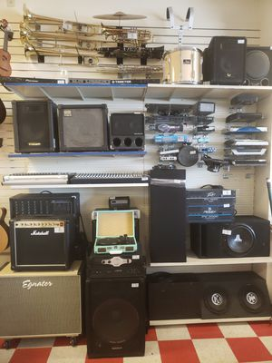 Mis Music Equipment for Sale in San Angelo, TX