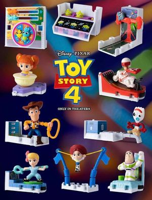 McDonald's Toy Story 4 Toys for Sale in Houston, TX