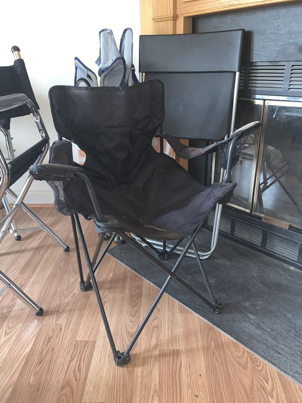 4 Great camping chairs!