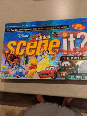 Disney Scene it 2nd Edition for Sale in Denver, CO