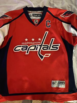Reebok Stitched Alex Ovechkin Jersey for Sale in Ashburn, VA