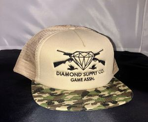 Exclusive Diamond Co The Game Association Duck Trucker SnapBack Camo Duck NEW for Sale in Compton, CA