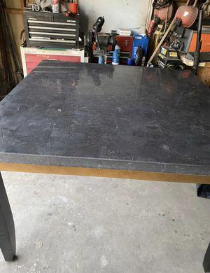 New Montibelllo bluestone kitchen table for Sale in Pinon Hills, CA