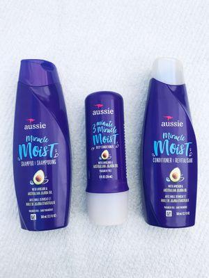 ♉️Aussie Shampoo & conditioner and Deep Conditioner Set♉️ for Sale in Montclair, CA