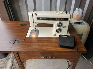 Kenmore Sewing Machine and Table for Sale in Clemmons, NC
