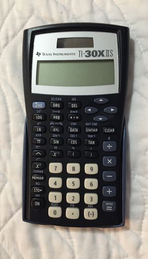 Texas instrument TI-30XIIS calculator for Sale in Luling, LA