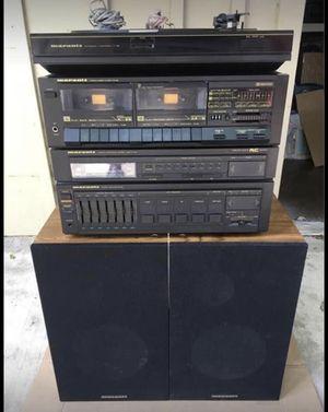 80's MARANTZ STEREO for Sale in Irving, TX