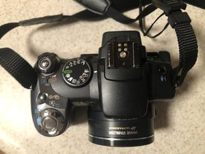 Canon Powershot Digital Camera with Canon Bag and Manuals for Sale in San Diego, CA