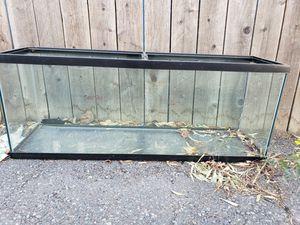 50 Gallon Glass Fish Tank for Sale in Oakland, CA