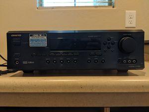Onkyo amplifier for Sale in Litchfield Park, AZ