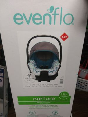 Evenflo Nurture Infant Car Seat for Sale in Clearwater, FL
