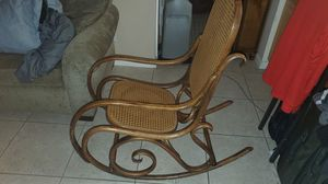 Michael Thornet antique rocking chair for Sale in Orlando, FL