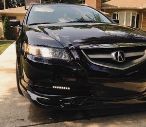 Good car 2007 Acura TL Black ,clean black for Sale in Springfield, MO