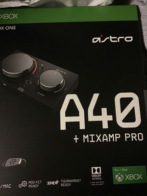 Astro a40 and mix amp pro for Sale in Alexandria, VA