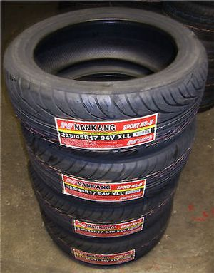 🔥 4 BRAND NEW 215-45-17 TIRES $289 @QUICKLUBEPLUS 🔥 for Sale in Tampa, FL