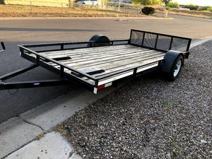 Utility trailer 6.5 x 12 for Sale in Mesa, AZ
