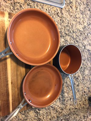 Gotham Copper Pans for Sale in Lombard, IL