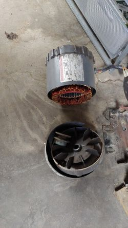 Disessembled ADC Motor for Washer for Sale in St. Louis,  MO
