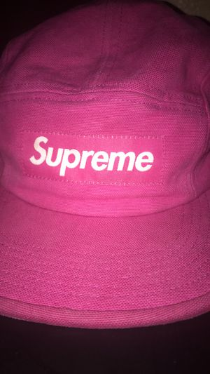 pink supreme hat for Sale in Las Vegas, NV