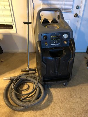 CARPET MACHINE , NINJA WARRIOR for Sale in Fairfax, VA