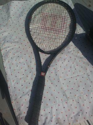 Titanium Graphite Tennis racket for Sale in University City, MO