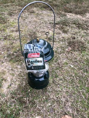 Coleman lantern for Sale in US