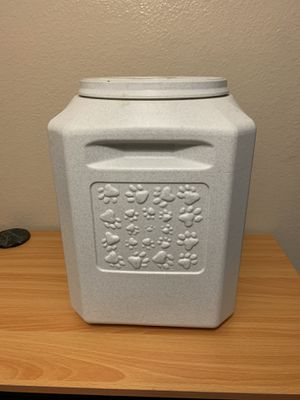 20lbs Food Storage Container for Sale in Phoenix, AZ