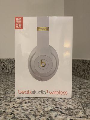 Beats Studio 3 Wireless by Dr.Dre for Sale in Pembroke Pines, FL