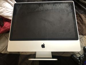 "Apple iMac 24"" Mid 2007 for Sale in Beaumont, TX"