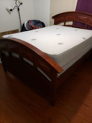 NEW FULL MATTRESS AND BOX SPRING SET, bed frame not included on price for Sale in Boynton Beach, FL
