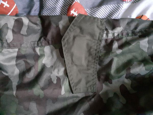 Camouflage water shorts
