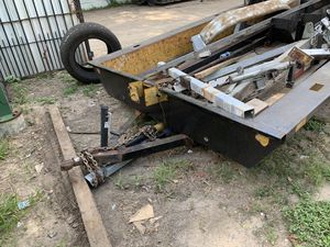 Steel trailer for Sale in Spring, TX