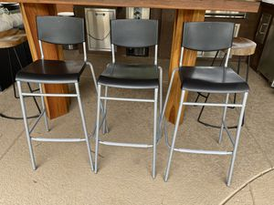 Bar height stools for Sale in Chandler, AZ