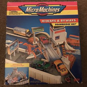 Micro Machines Play Set for Sale in Reading, PA