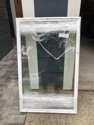 BRAND NEW DOOR WINDOW for Sale in Brookline, MA