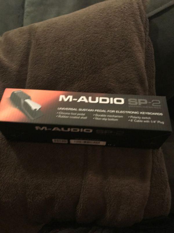 M - Audio SP 2 Pedal