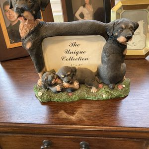 Rottweiler Picture Frame for Sale in Manteca, CA