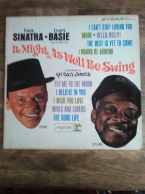 Frank Sinatra and Count Basile albums for Sale in Kansas City, MO