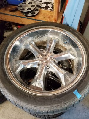 Chevy wheels 6 lug for Sale in Port St. Lucie, FL