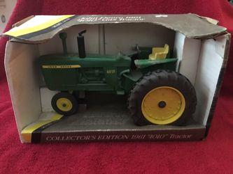 Vintage 1961 John Deere 4010 collectors edition tractor for Sale in Maricopa,  AZ