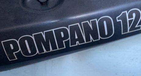 West Marine Pompano 120 12 Ft Fishing Kayak for Sale in Long Branch,  NJ
